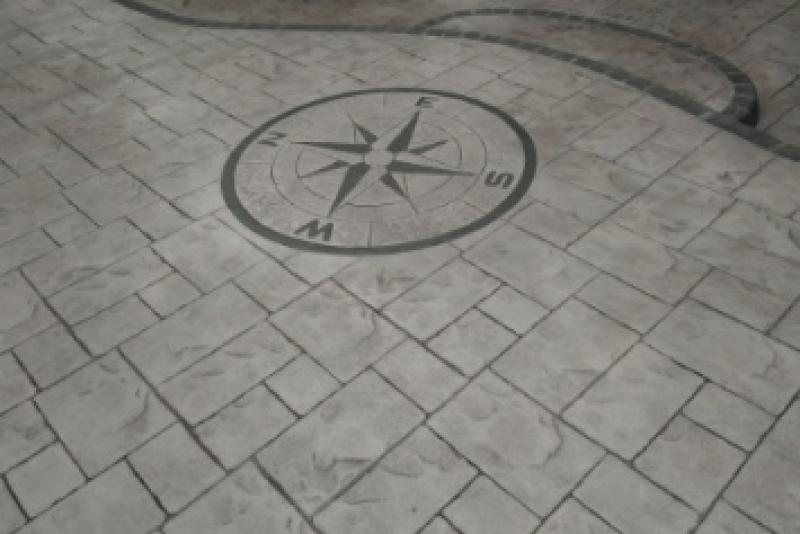 Compass grey