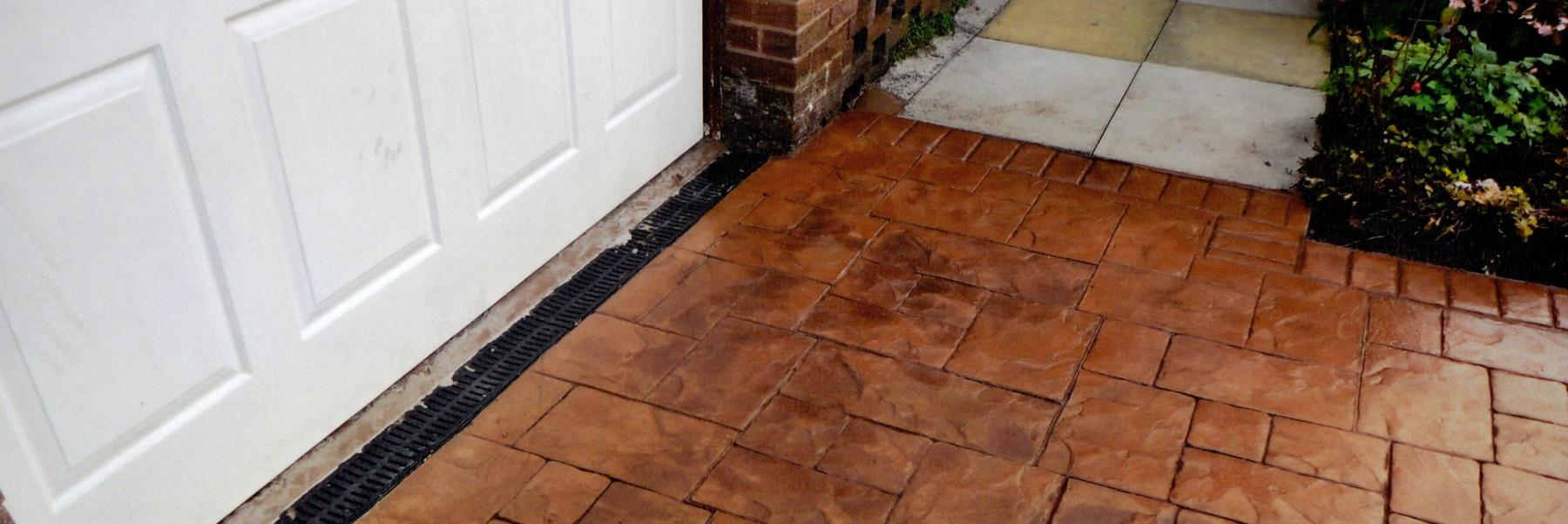 Dimension Driveways and Patios